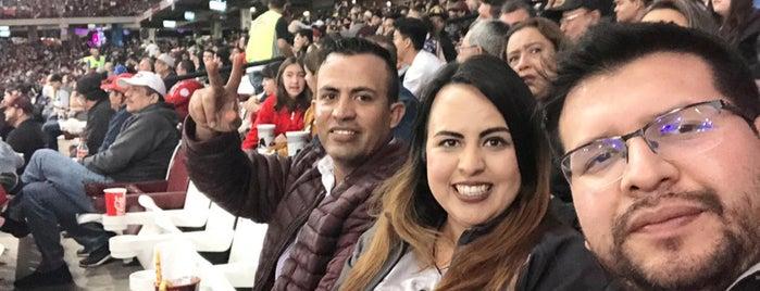 Estadio Emilio Ibarra Almada is one of Franciscoさんのお気に入りスポット.