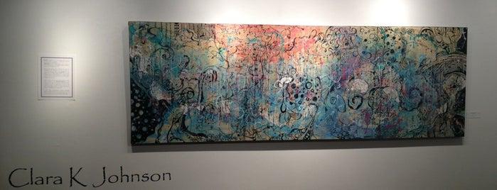 Litmus Gallery & Studios is one of Raleigh Favorites.