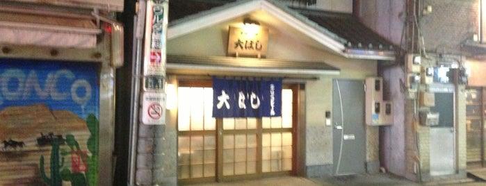 Ohashi is one of Lieux sauvegardés par Naoto.