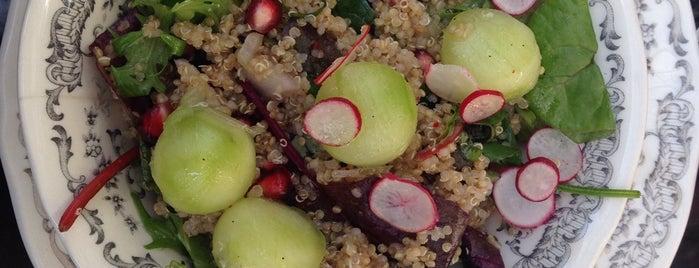 Claudette is one of Healthy & Veggie Food in Paris.