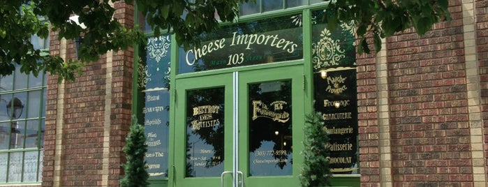Cheese Importers is one of Denver Fun.