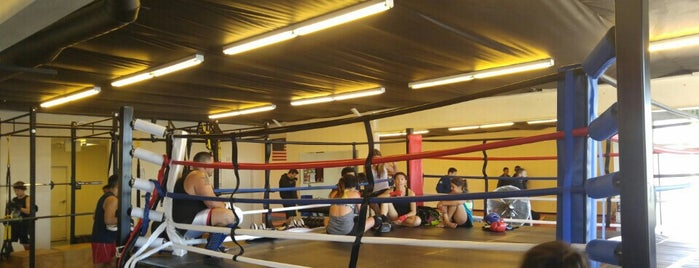Bay Area Boxing is one of Top picks for Gyms or Fitness Centers.
