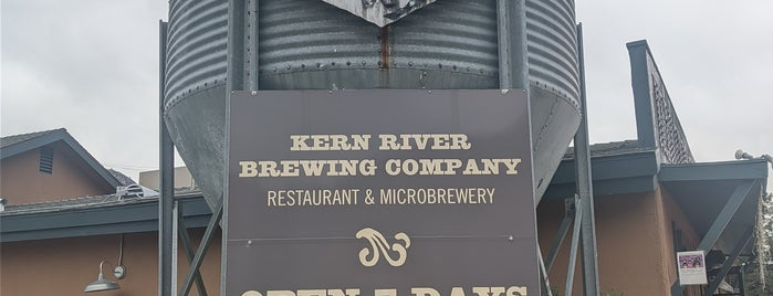 Kern River Brewing Company is one of US of A.