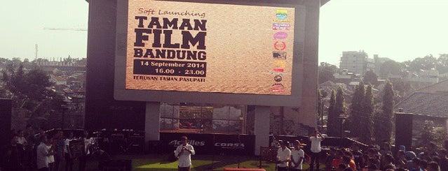 Taman Film Bandung is one of Lieux qui ont plu à Sandy.