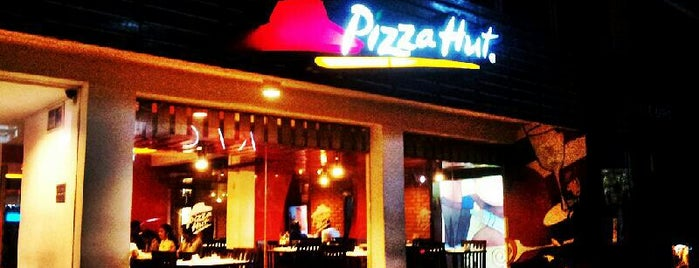 Pizza Hut is one of Colombo.