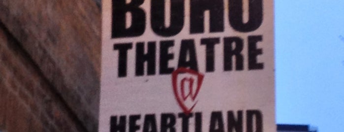 Heartland Studio is one of Comedy & Theater in Chicagoland.