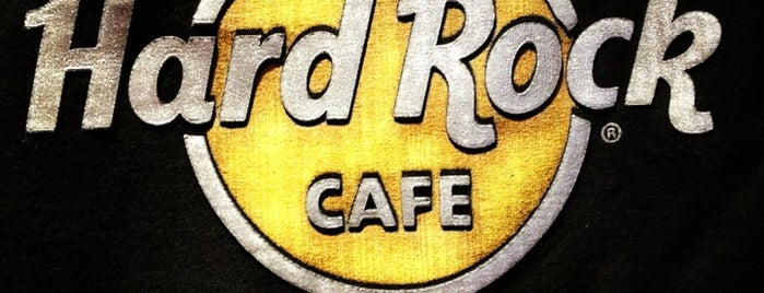 Hard Rock Cafe Chicago is one of Chicago.
