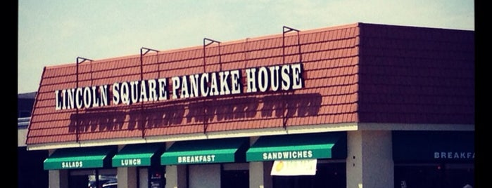 Lincoln Square Pancake House is one of indy.