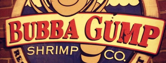 Bubba Gump Shrimp Co. is one of Chicago 2011.