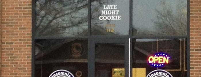 Insomnia Cookies is one of Kent.