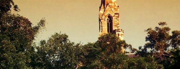 Camperdown Memorial Rest Park is one of Australia - Sydney.