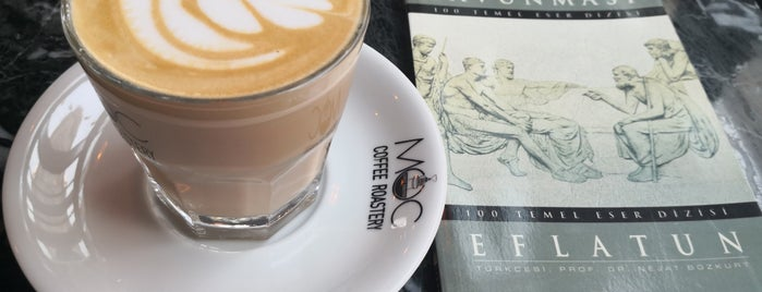 Moc Ministry Of Coffee is one of Ceren 님이 저장한 장소.