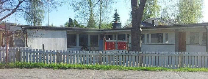 Päiväkoti Tammenkolo is one of Gespeicherte Orte von Unknown User.