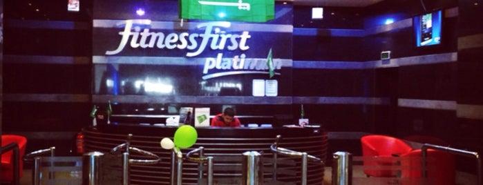 Fitness First Platinum is one of Orte, die Salim gefallen.