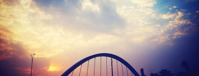 Riyadh Arch is one of Locais curtidos por Mohammed.