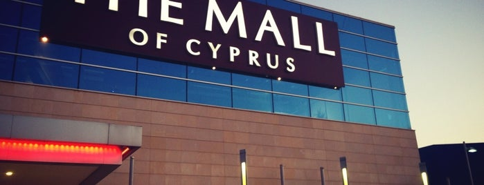 Mall of Cyprus is one of Posti che sono piaciuti a Bego.