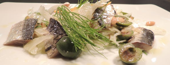 Oceana is one of Cool Plates (curated by Sr Food Editor Bret Thorn).