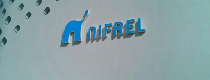 NIFREL is one of Takahiroさんの保存済みスポット.