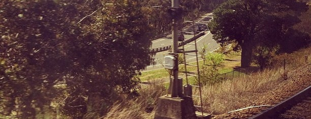 Leura Station is one of Sydney.