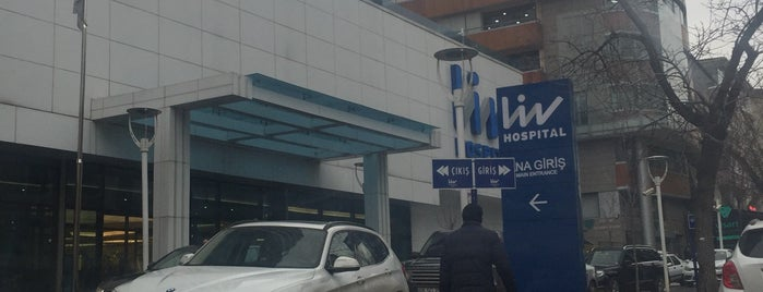 Liv Hospital Ankara is one of Posti che sono piaciuti a PNR.