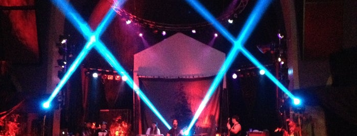 Mr. Smalls Theatre is one of Fitz and The Tantrums 2011 Fall Tour Stops.