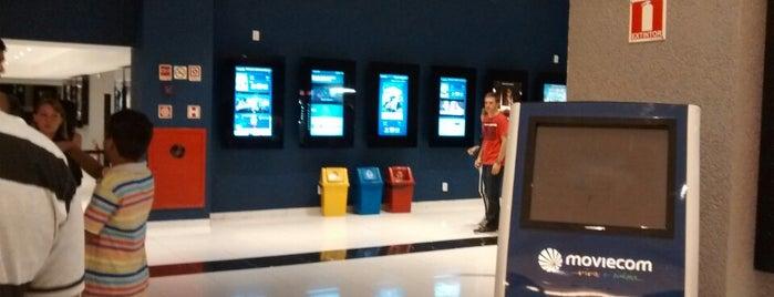 Moviecom is one of Lugares favoritos de R.