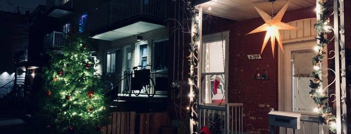 Rosemont - La Petite-Patrie is one of Neighborhood Americas.