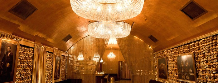 GoldBar is one of NYC's Must-Visits, Bars.