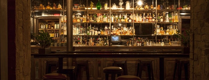 Sweetwater Social is one of Manhattan.