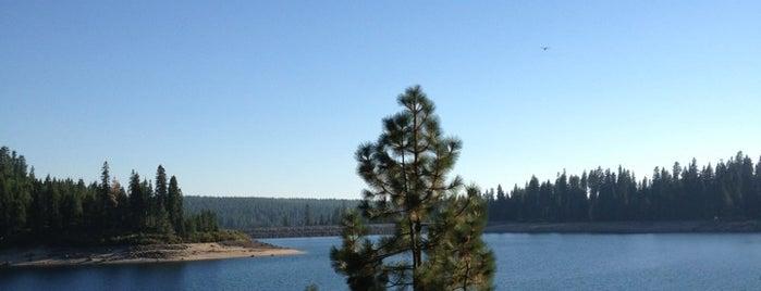Ice House Reservoir is one of Orte, die Geoff gefallen.