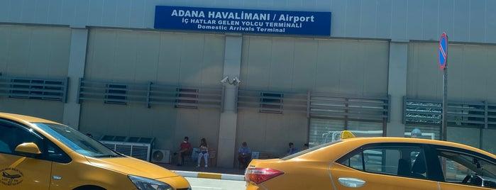 İç Hatlar Geliş Terminali is one of Orte, die Caner gefallen.