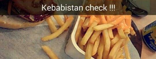 Kebabistan is one of Lugares favoritos de Christophe.