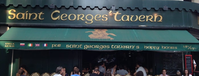 Le King George is one of Bars 2.