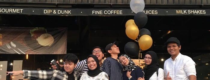 Zawara Coffee Bukit Jelutong is one of Makan2.