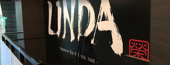 LINDA Japanese Bar & Restaurant is one of Topics for Restaurant & Bar ⑤.