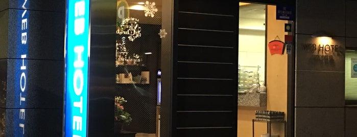WEB HOTEL 東京浅草橋 is one of Tokyo v2.