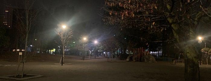 日暮里南公園 is one of Posti che sono piaciuti a Nonono.