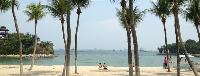 Palawan Beach is one of Singapore.