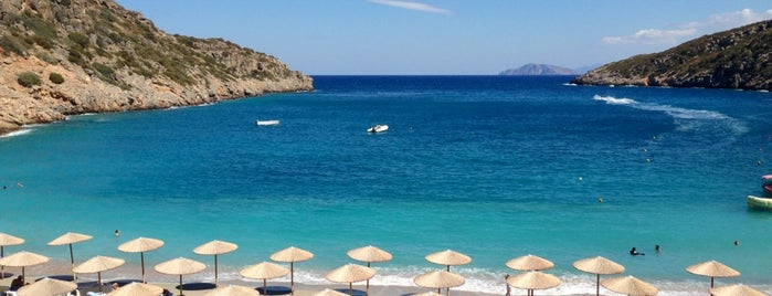 Daios Cove Beach Bar is one of Crete.