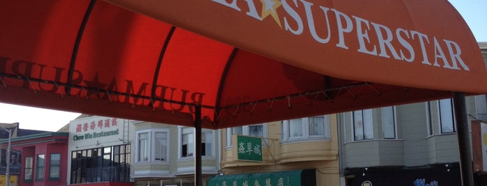 Burma Superstar is one of Great City By The Bay - San Francisco, CA #visitUS.