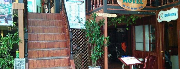 Green Cat Ba is one of Vietnam.