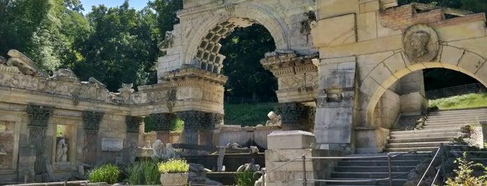 Römische Ruine is one of Vienna Sightseeing.