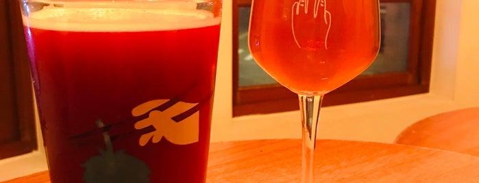 Mikkeller Bar Taipei is one of Orte, die Yishan gefallen.