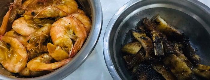 Bucket Shrimps is one of Orte, die Yishan gefallen.