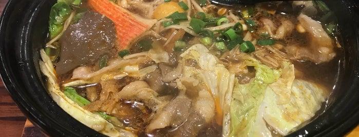 阿二麻辣食堂 is one of Orte, die Yishan gefallen.