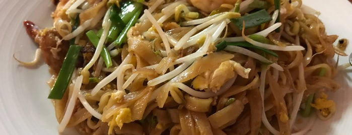 Spicy Thai Noodle Place is one of Yishan 님이 좋아한 장소.