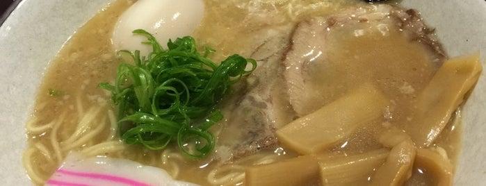 Menya Inshou Japanese Ramen is one of ramen.