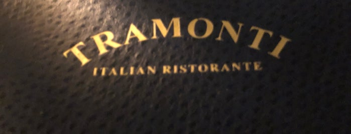 Tramonti is one of Delray Dining insiders guide.