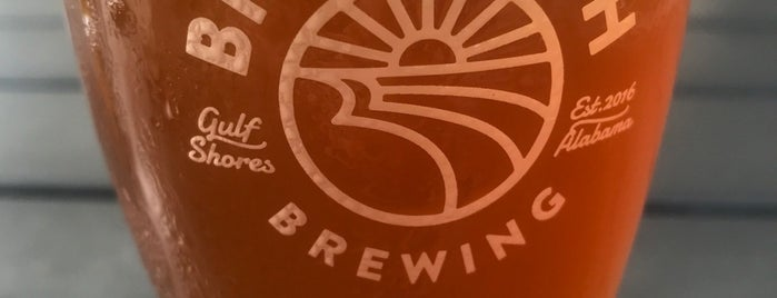 Big Beach Brewing Company is one of Gulf Shores.