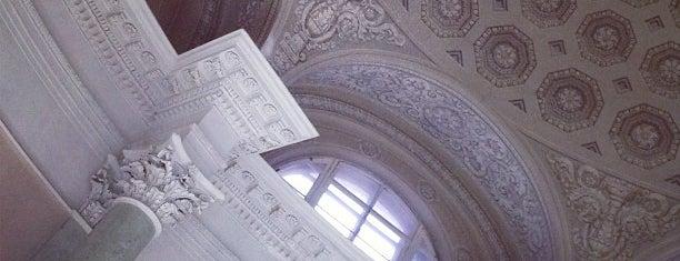 Библиотечно-информационный и культурный центр искусства и музыки is one of Saint P.